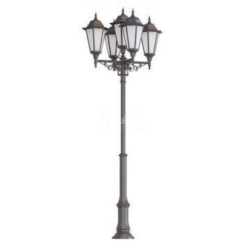 Фонарь уличный «пушкин - 5» со светильниками