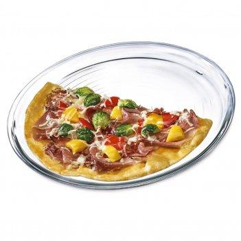 Блюдо круглое для запекания bohemia симакс 32 см