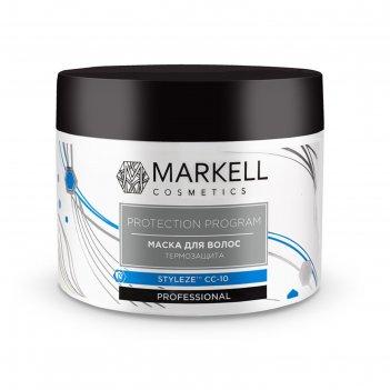 Маска для волос markell professional protection program «термозащита», 290