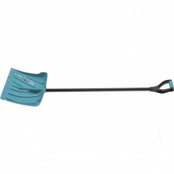 Лопата снеговая 460 x 335 мм, luxe color line palisad