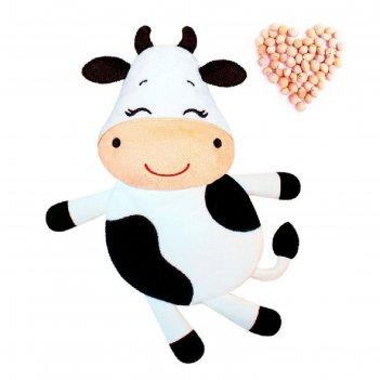 Развивающая игрушка-грелка «корова ася»
