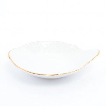 Набор розеток с ручкой bernadotte белый узор 13 см(6 шт)