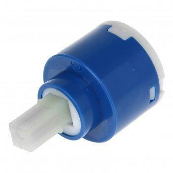 Картридж для смесителя accoona а441, d=40 мм, механизм керамика