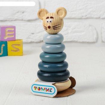 Пирамидка мышонок  503