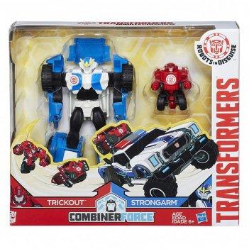 Трансформеры роботы под прикрытием: гирхэд-комбайнерtransformers