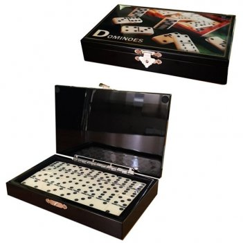 Настольная игра домино, l19,7 w12,4 h3,1 см