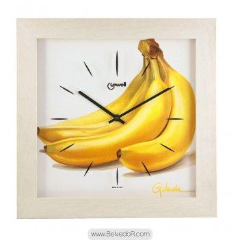 Настенные часы lowell 05454