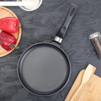Сковорода d=24 см литая блинная