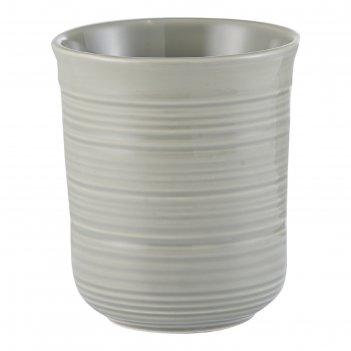 Органайзер для столовых приборов william mason 14.5x12.7 см, серый