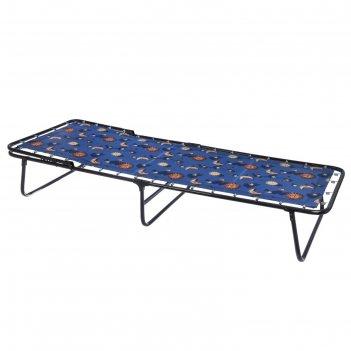 Кровать-тумба раскладная 190х70х34 см