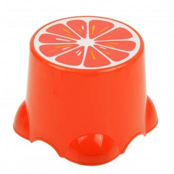 Подставка детская «весёлый апельсин», большая
