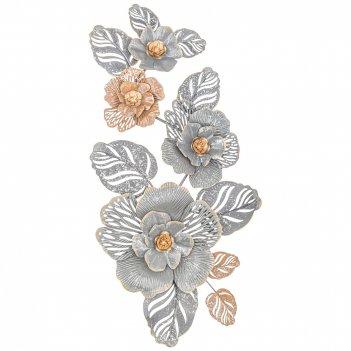 Панно настенное коллекция цветочная симфония 121,9*59,7*10,2 см