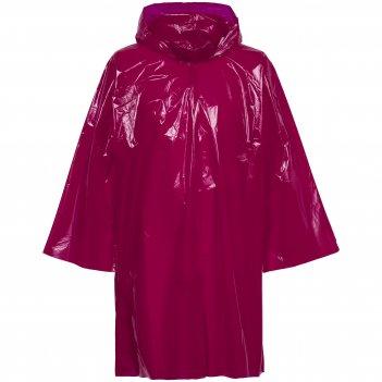 Дождевик-плащ cloudtime, бордовый