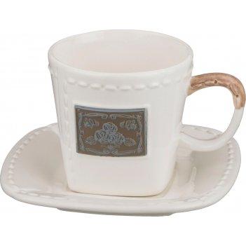 Чайный набор на 1 персону 2пр.200 мл.