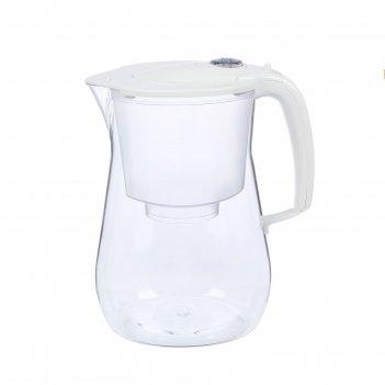 Фильтр для воды кувшин прованс а5, цвет белый