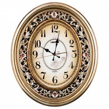 Часы настенные кварцевые 49*8*59 см. (кор=6шт.) циферблат 37*28 см
