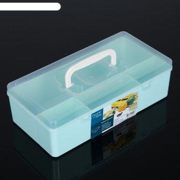 Ящик для хранения мелочей, цвет микс