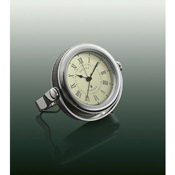 Часы моряка дорожные круглые, кварцевые