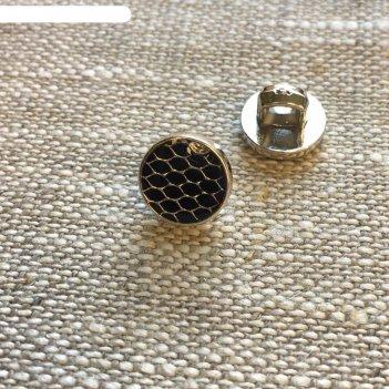 Пуговица, размер 9 мм