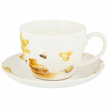 Чайная пара lefard honey bee 450мл (кор=12наб.)
