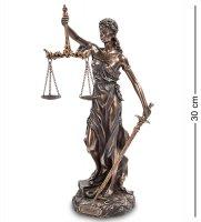 Ws-650/ 1 статуэтка фемида - богиня правосудия
