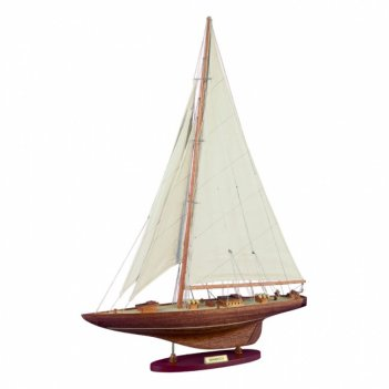 Y-02  яхта shamrock 1930г., 60*76 см
