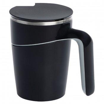 Термокружка fixmug 2.0, 470 мл, чёрная