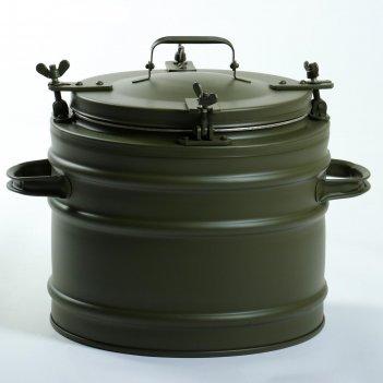 Термос бытовой металлический, 18 л
