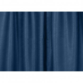Ткань портьерная в рулоне, ширина 280 см, однотонная, софт 47736