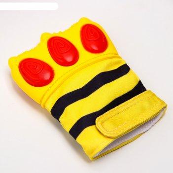 Прорезыватель-рукавичка