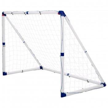 Футбольные ворота proxima, размер 6 фт, 183х130х96 см