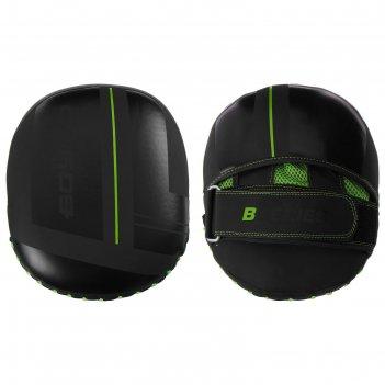 Лапы boybo b-series, bpf355, флекс, черно-зеленый