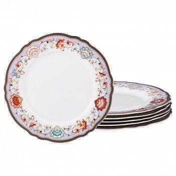 Набор подстановочных тарелок люция из 6 шт. диаметр=26 см (кор=6набор.)