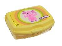 Сэндвич-бокс 17*14*6 см лунтик, желтый