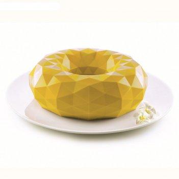 Форма для приготовления пирогов и кексов gioia 21x7 см, силиконовая