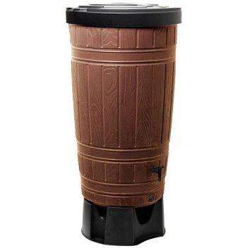 Комплект водосборник woodcan 265 л коричневый