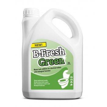 """Жидкость для биотуалета """"b-fresh green"""" (2л)"""