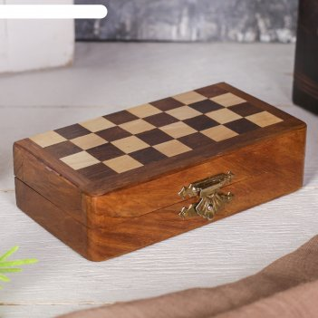 Шахматы дерево 4х6,5х13 см