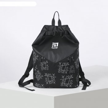 Рюкзак школьный kite 920 42*34*22 дев сity, чёрный k20-920l-2