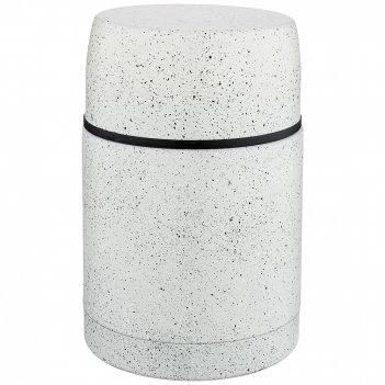 Термос agness с широким горлом и крышкой-чашкой, 500мл, колба нжс (кор=12ш