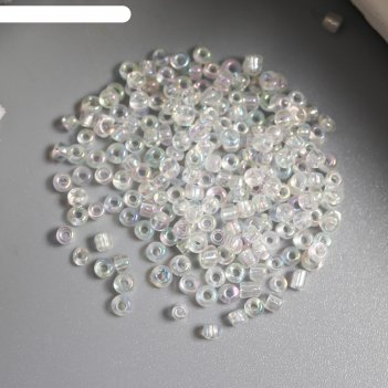 Бисер астра  11/0, 20 гр (161 белый)