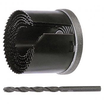 Пила кольцевая, d 26-63 мм, глубина пропила 2 sparta