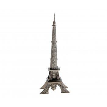 Кинжал сувенирный на вертикальной подставке эйфелева башня