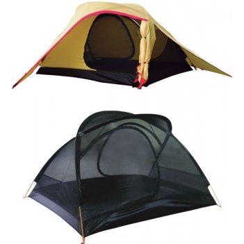 Палатка туристическая verticale beetle cargo 2