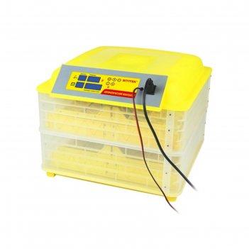 Инкубатор автоматический sititek 96, на 96 яиц, 220 в