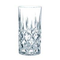 Набор из 4 стаканов noblesse, высокие, материал: бессвинцовый хрусталь, na