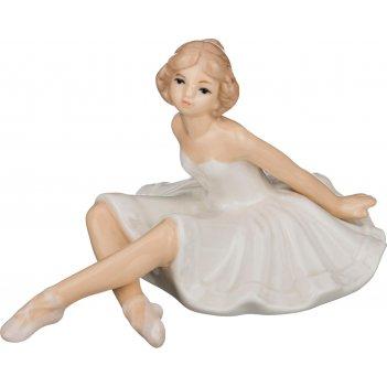 Статуэтка балерина 13.9*9.5*8.7 см (кор=32шт.)