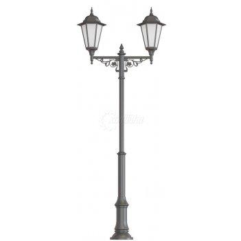 Фонарь уличный «пушкин - 2» со светильниками 3,983 м.