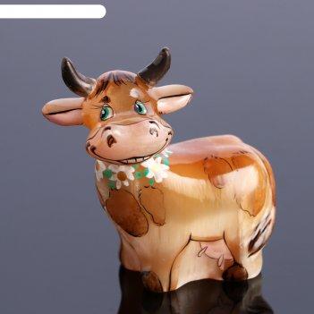 Сувенир корова зорька