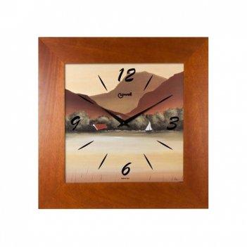 Настенные часы lowell 12204